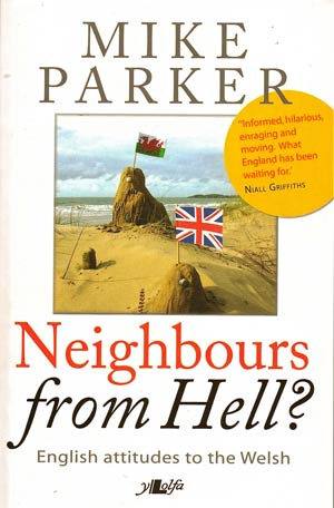 Book cover: Neighbours from Hell by Mike Parker